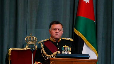 العاهل الأردني يطلع السيسي على مباحثات السلام