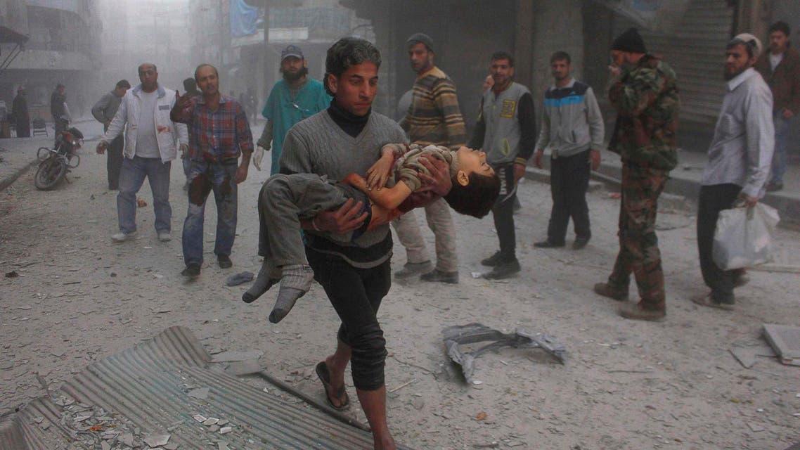 قتلى وجرحى سوريا النظام