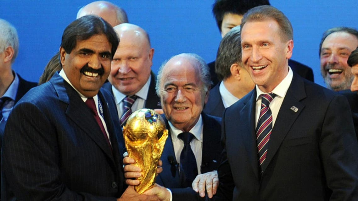 qatar fifa AFP