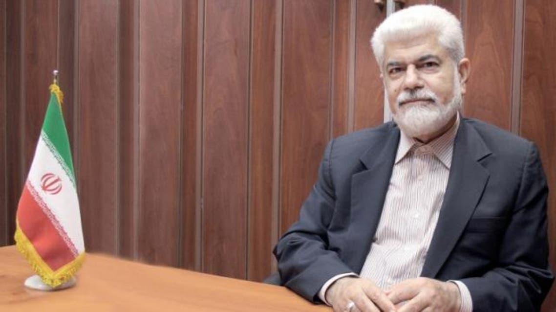 نائب مدينة زاهدان في البرلمان الإيراني النائب حسين علي شهرياري