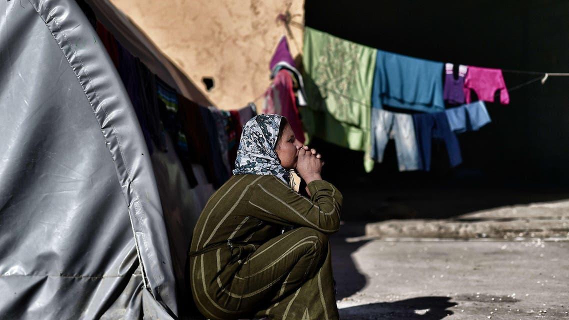 لاجئة سورية كردية في تركيا