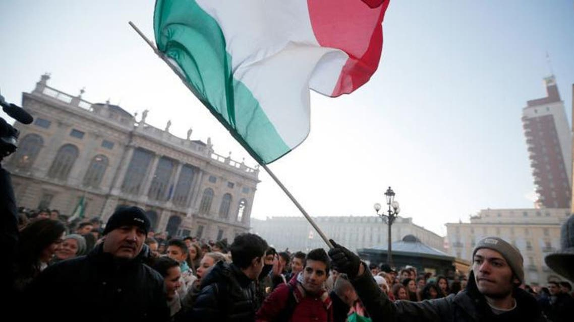 Italy AFP