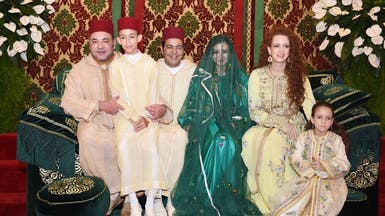 بالصور.. شقيق العاهل المغربي يحتفل بزفافه