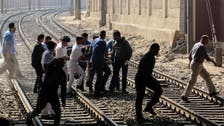 Five police wounded in Cairo blast