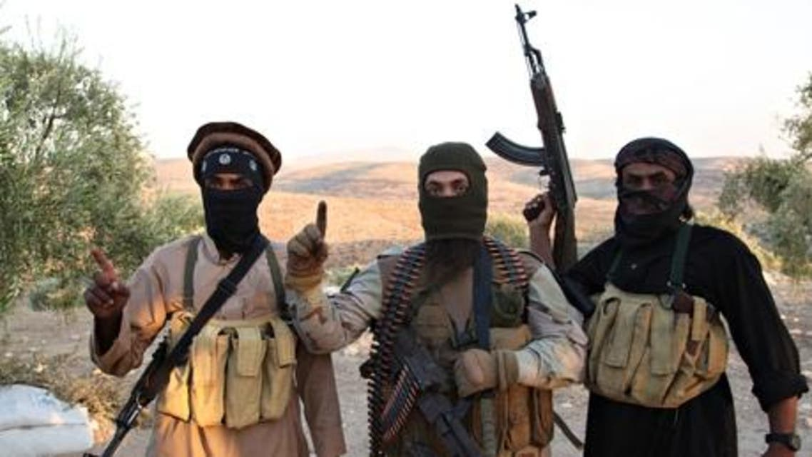 مقاتلو داعش