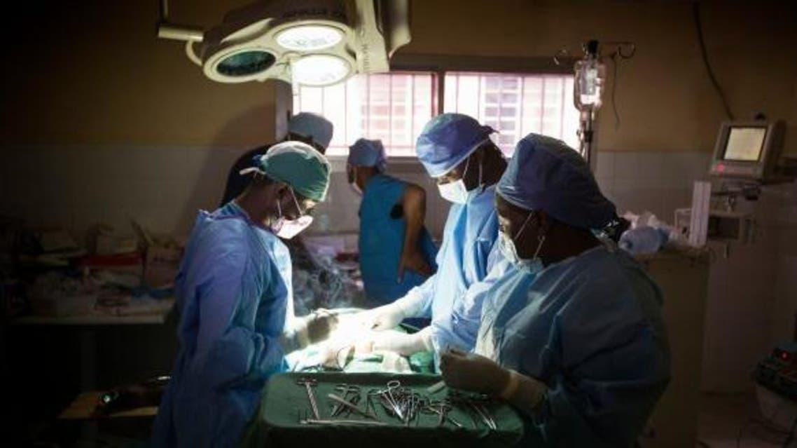 Ebola doc UMC