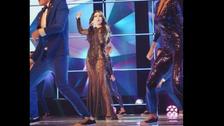 Scantily clad Haifa Wahbe shocks TV viewers