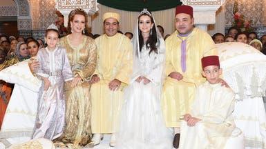 """بالصور..""""البرزة"""" بثاني أيام زفاف شقيق العاهل المغربي"""