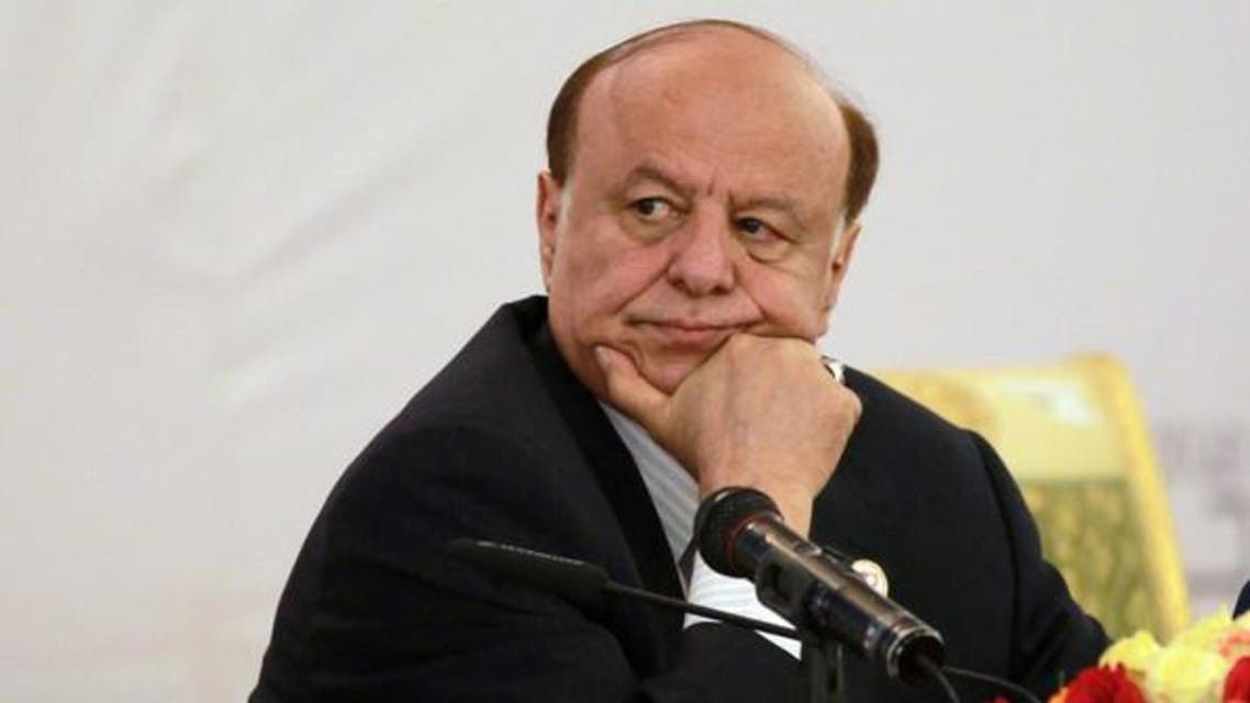 abdurb Mansoor Hadi