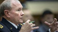 Top U.S. general in surprise visit to Iraq amid ISIS airstrike campaign