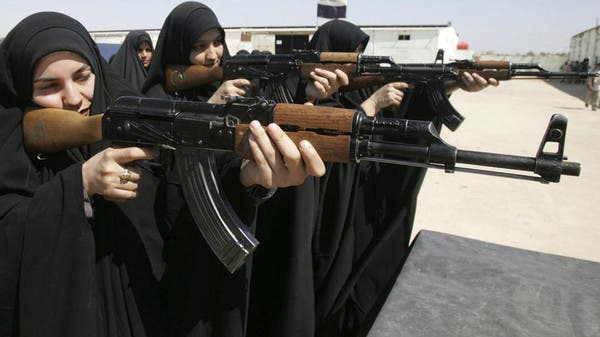 Image result for isis women fighters