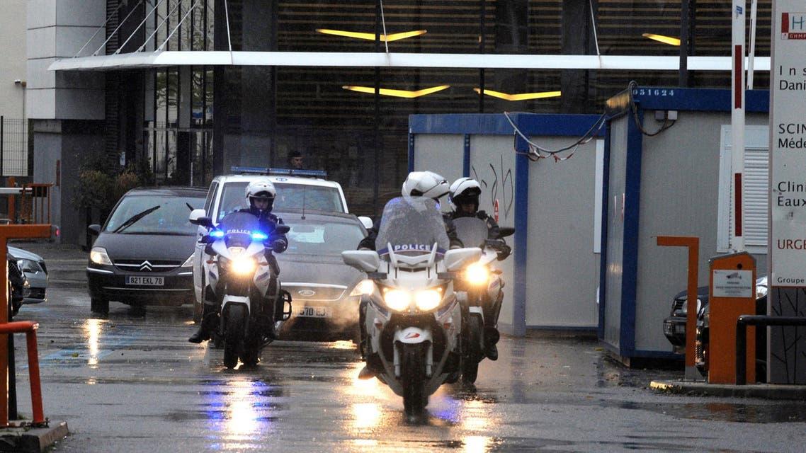 algeria france AFP bouteflika