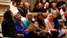 U.S. cathedral hosts 1st Muslim Friday prayer