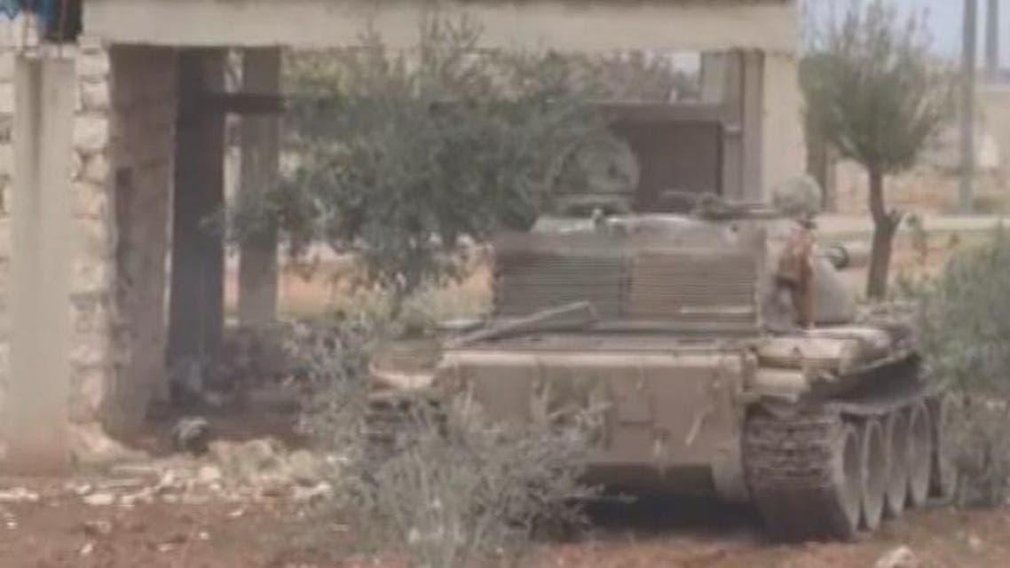THUMBNAIL_ أنباء عن انسحاب اللواء 82 من بلدة الشيخ مسكين