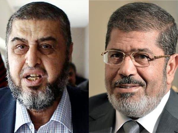 مرسي والشاطر هددا بحرق مصر بأخطر 7 آلاف إرهابي