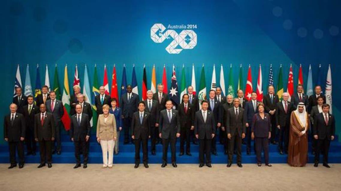 قمة العشرين أستراليا