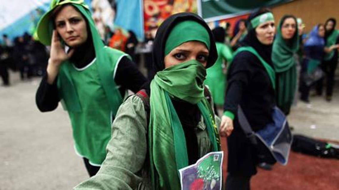 Iran green movement REUTERS