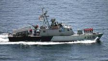 ایران کی بحری اشتعال انگیزی، بحری بیڑا، جنگی جہاز خلیج عدن روانہ