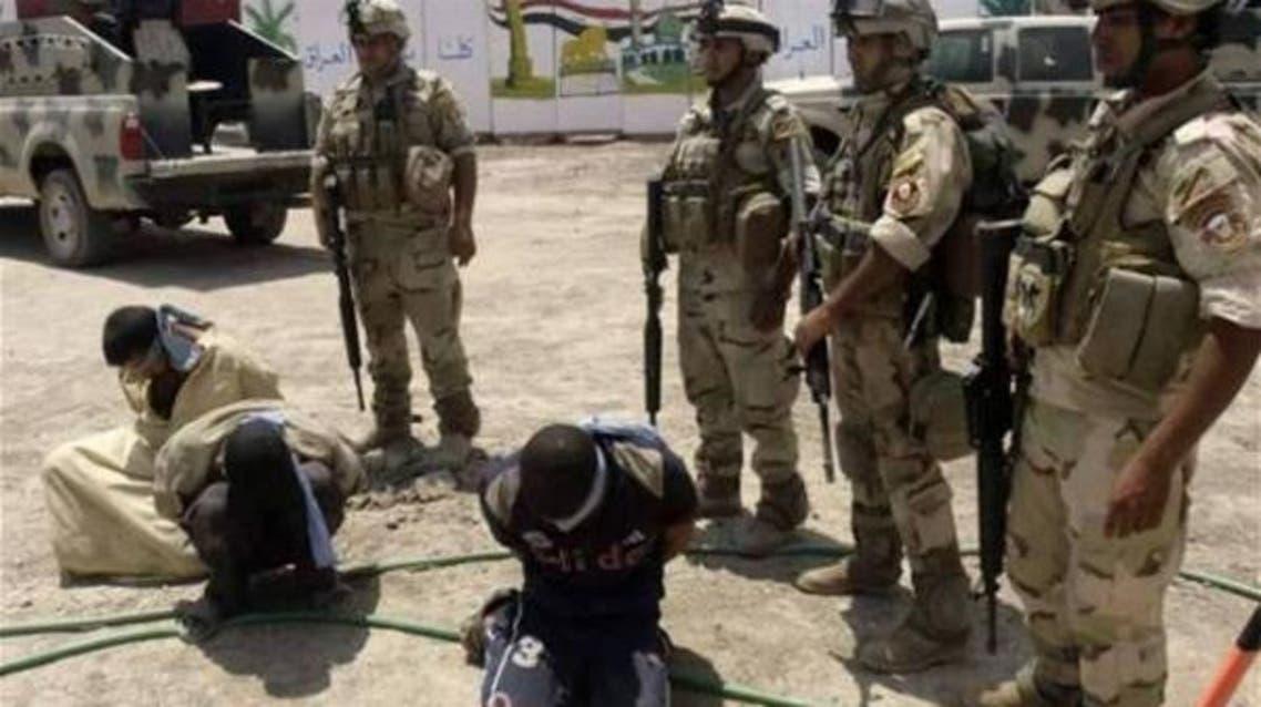 القاء القبض على متهمين في العراق
