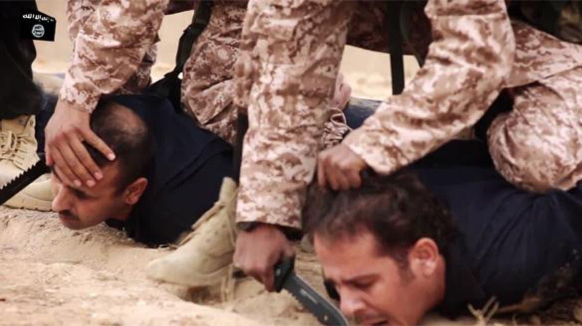 ذبح داعش