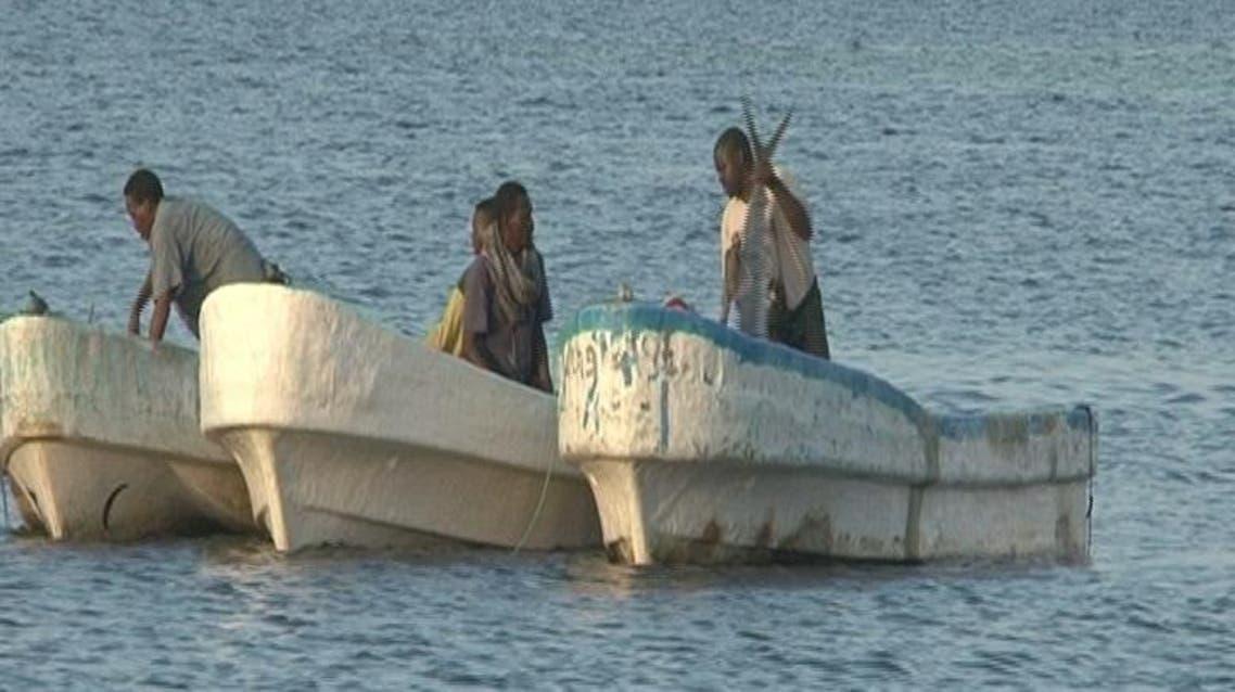 سفن صيد جائرة تستولى على موارد رزق صيادي الصومال