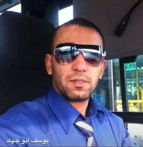 32-year-old Youssef al-Ramouni, was found dead at the start of the route he was supposed to have driven late on Sunday. (Photo courtesy: Shehab News Agency)