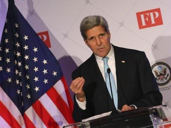 كيري: لا مستقبل للشرق الأوسط إذا لم نهزم داعش