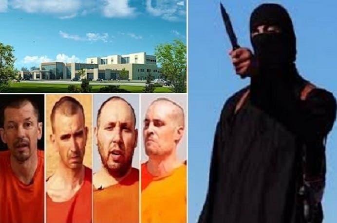 الملثم الداعشي وضحاياه الأربعة، امتثلوا جميعهم للأوامر ولاموا حكوماتهم في أشرطة دعائية للتنظيم