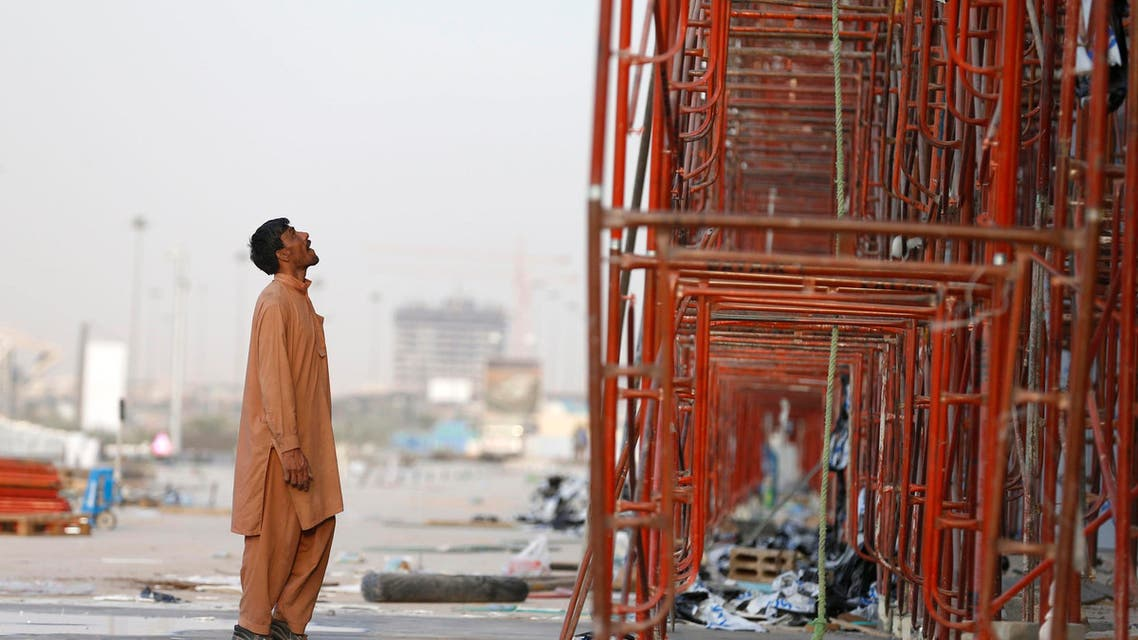 Indians In the Gulf (Reuters)