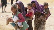 'Abandoned' Yazidis seek U.S. action from White House trip