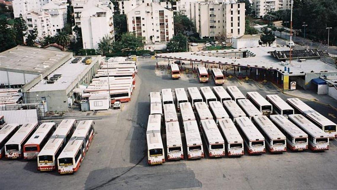 bus israel egged