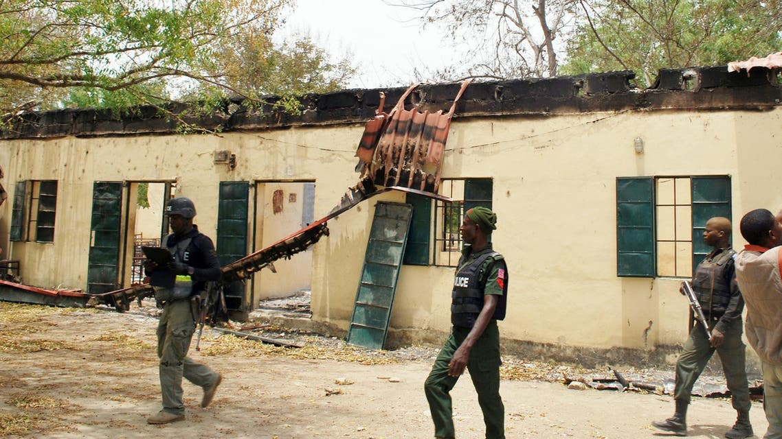Chibok Nigeria AFP