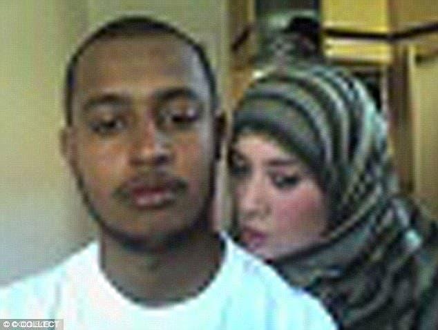 Black guy dating arab girl
