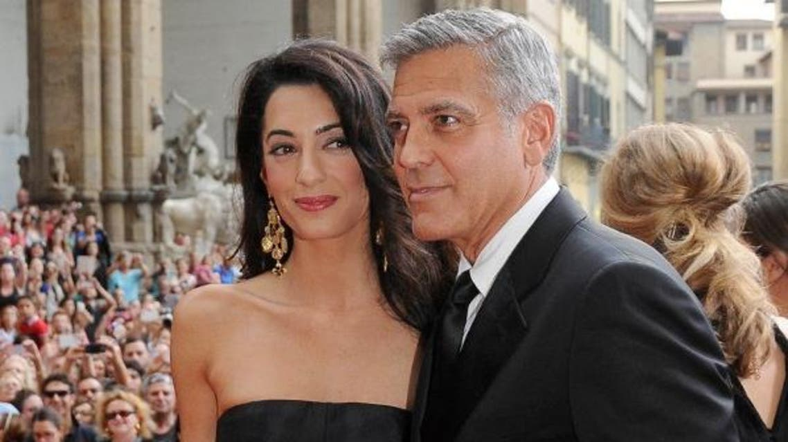 Clooney - AFP