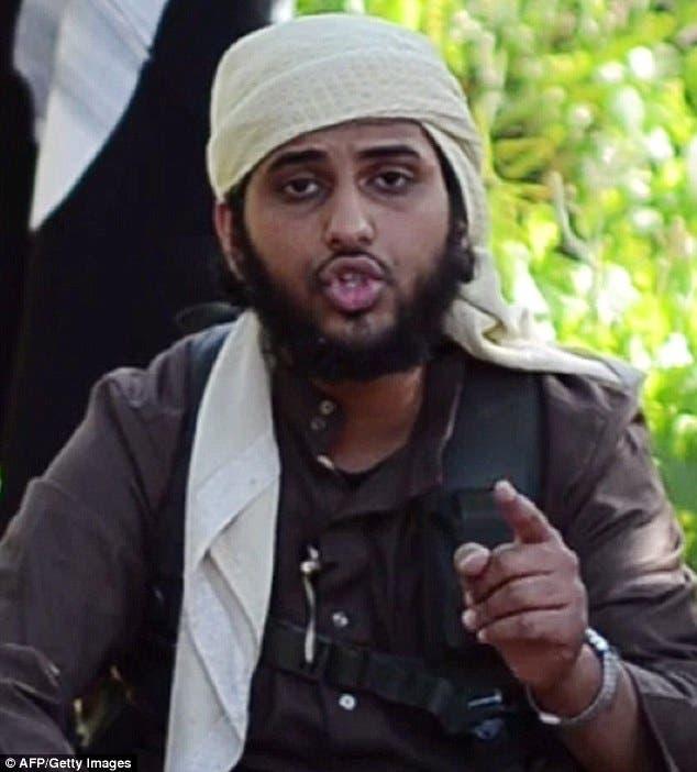 البريطاني ناصر المثنى مع داعش