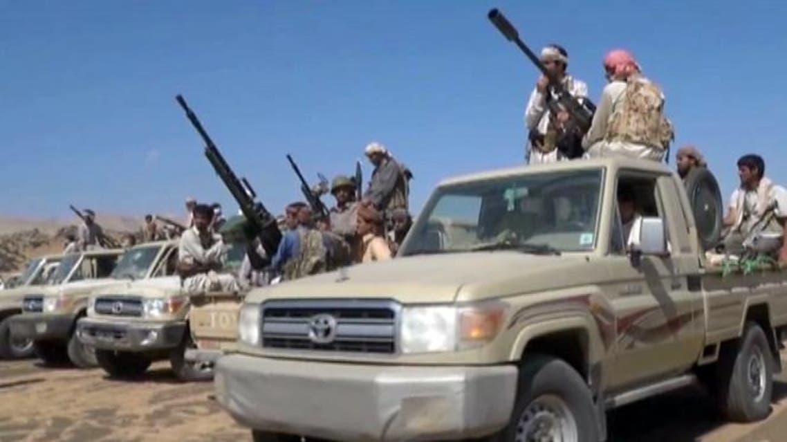 قبائل مسلحة في مأرب