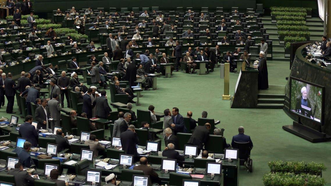 برلمان إيران