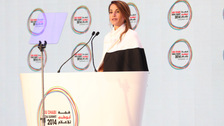 Queen Rania: ISIS using media to 'hijack' Arab world