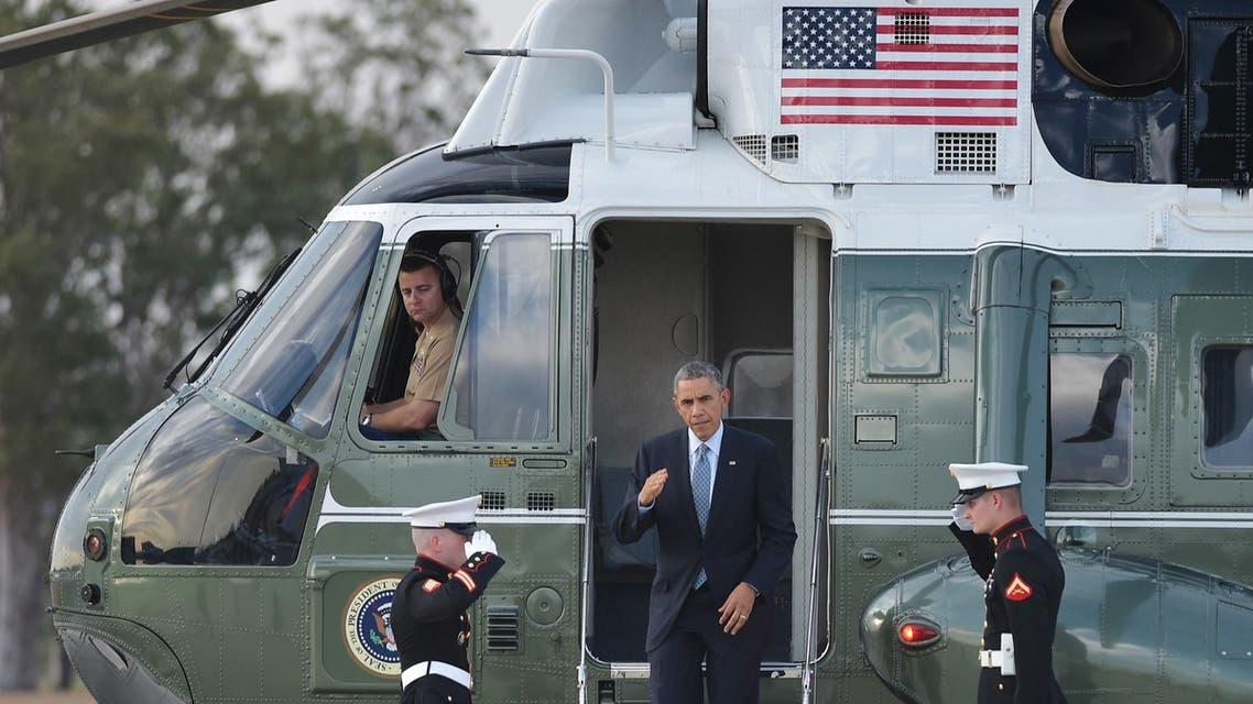 President Barack Obama AFP
