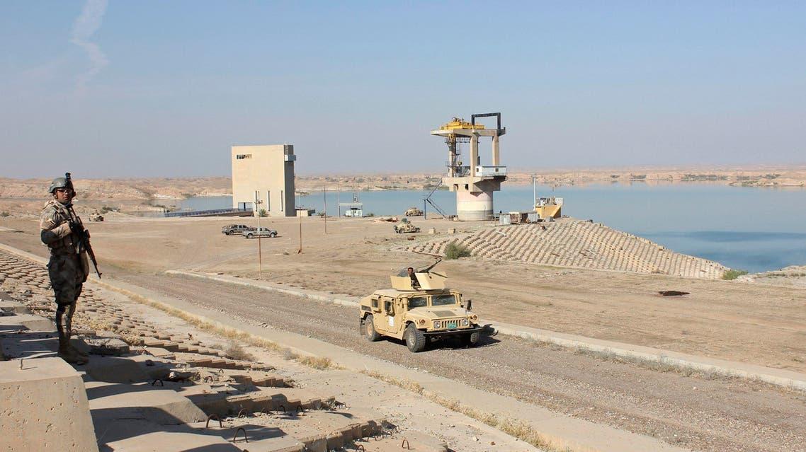 diyala iraq dam ديالى عراق العراق سد السد العظيم