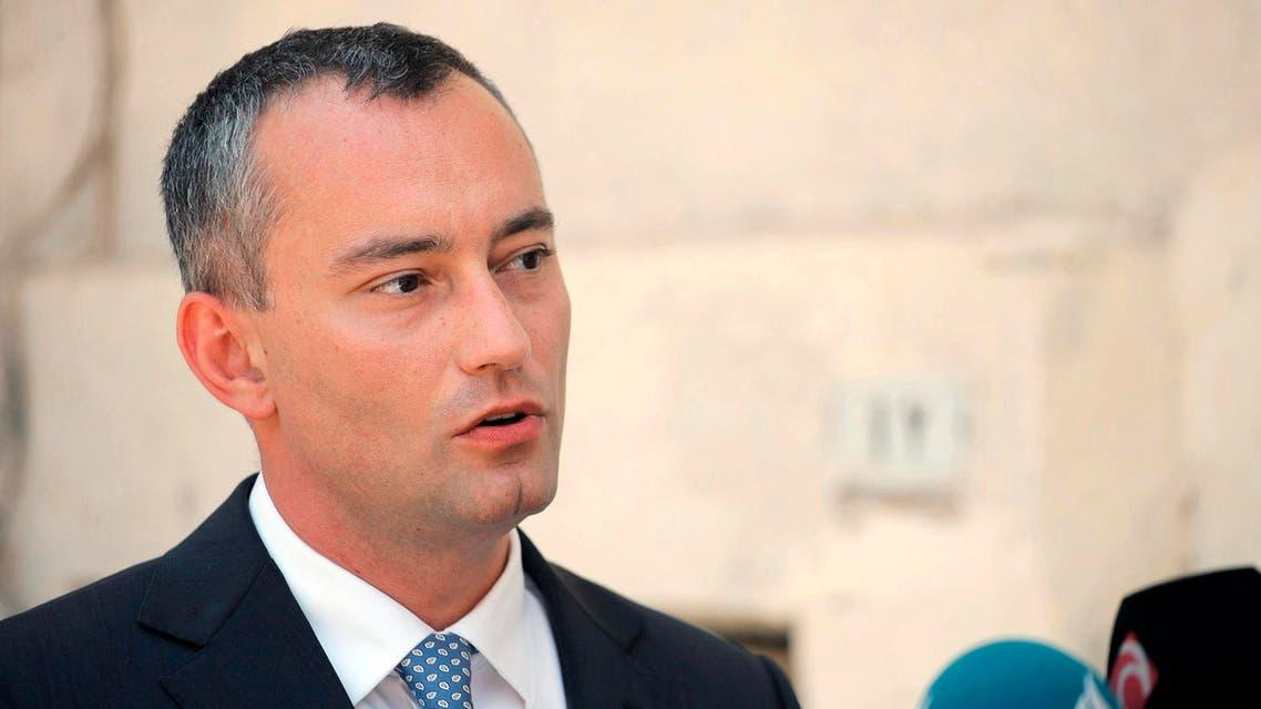 Nickolay Mladenov Reuters Iraq UN envoy