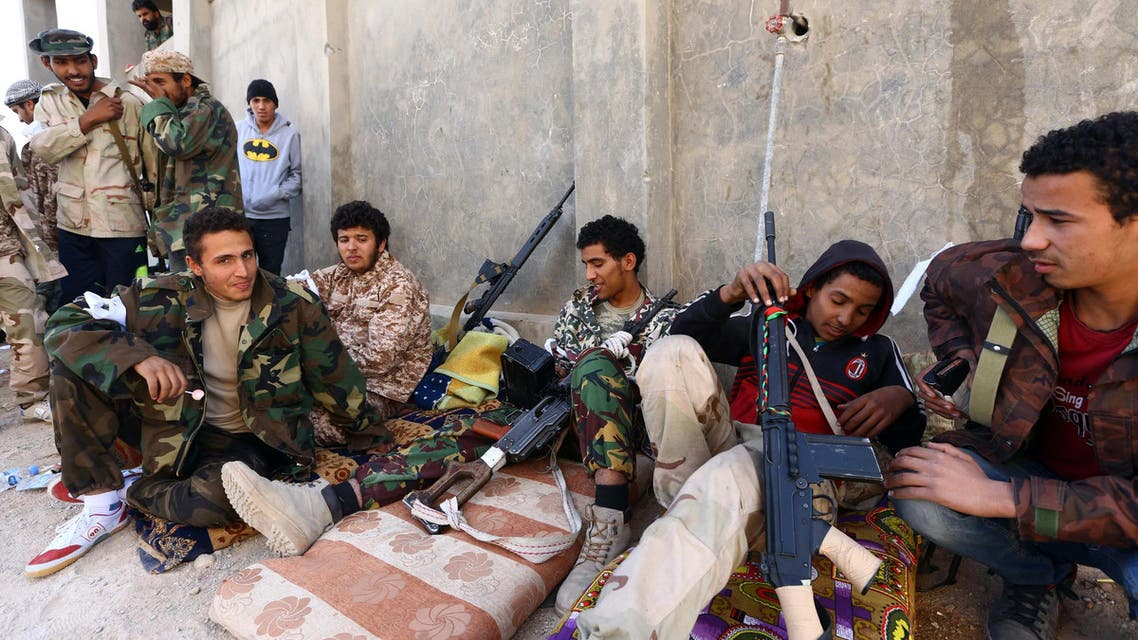 Libya AFP