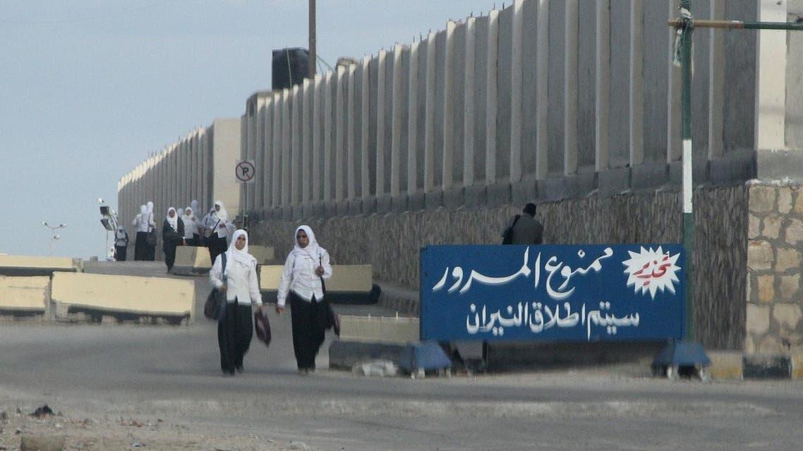 Sinai border crossing Rafah AFP