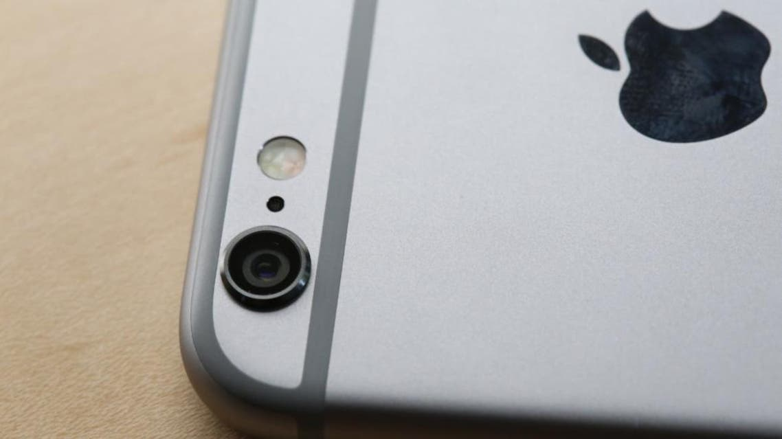 كاميرا تليفون أيفون