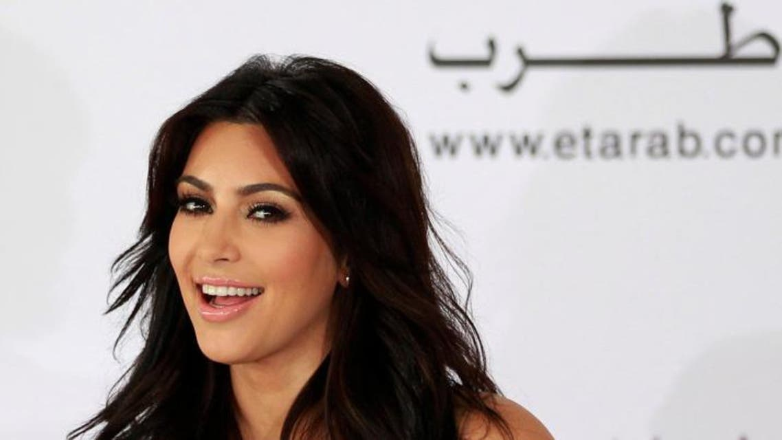 Kim Kardashian visited Dubai with her mother Kris Jenner in 2011. (File photo: Reuters)