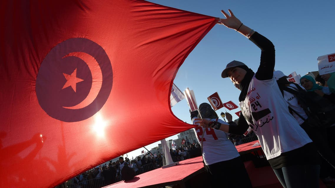 الانتخابات التونسية لدعم المنصف المرزوقي