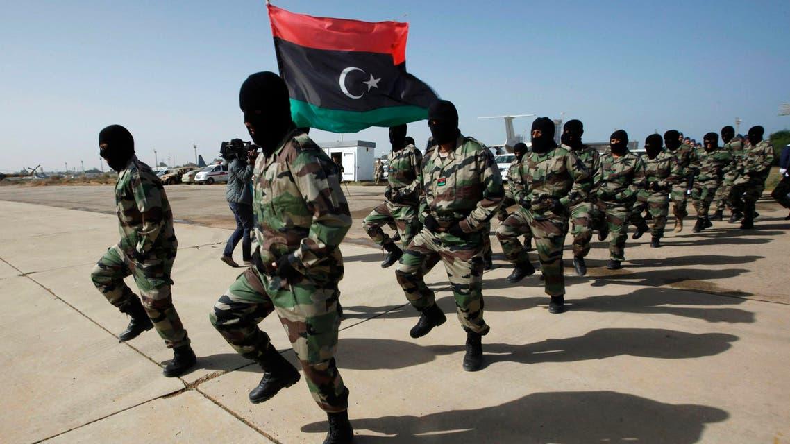 الجيش الليبي يعد العدة لدخول طرابلس