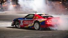 Car drifting championship to kick off in Saudi Arabia