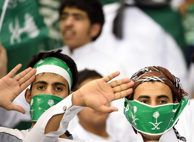 Saudi Arabia Yemen Football AFP Fans