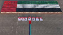 UAE sets Guinness world record for largest bus mosaic